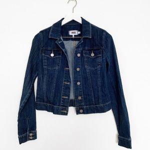 Paige Classic Denim Jacket
